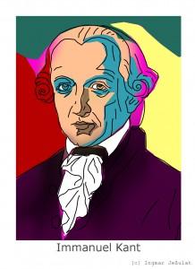 Bild von Immanuel Kant